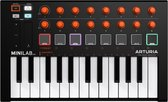 Arturia MiniLab MKII Orange Edition - MIDI controller