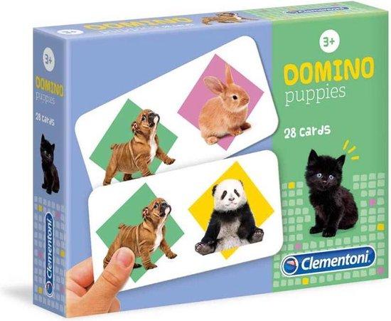 Clementoni Domino Puppies Junior 28-delig