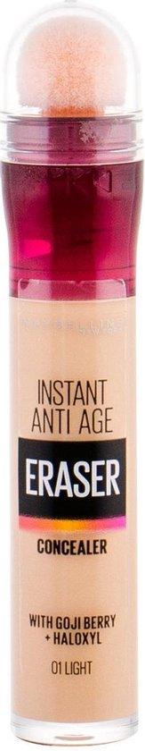 Maybelline Instant Anti Age Eraser Concealer - 01 Light