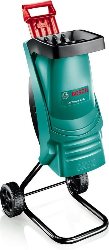 Bosch AXT Rapid 2200 Hakselaar - 2200 W - 90 kg/u