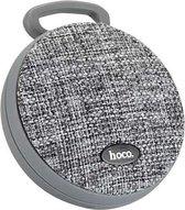 Hoco BS7 Bluetooth Speaker Fabric Grey - Draadoze luidspreker grijs