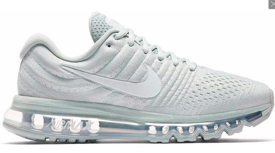 air max 2017 wit grijs