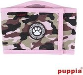 Puppia Plasband Legend Manner Band Pink, Maat S