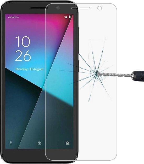 Let op type!! 0 26 mm 9H 2.5D explosieveilige getemperd glas Film voor Vodafone Smart E9