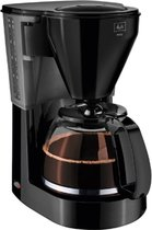 Mellita Easy II - Filter-koffiezetapparaat - Zwart