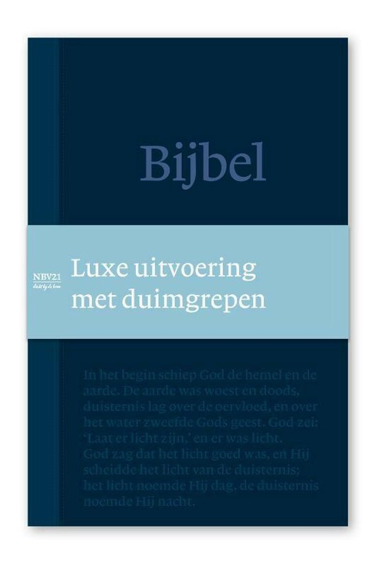 Boek cover NBV21 - Standaardeditie Deluxe van Nbg (Paperback)