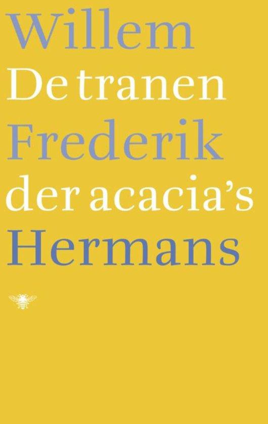 Boek cover De tranen der acacias van Willem Frederik Hermans