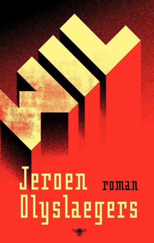 Boek cover Wil van Jeroen Olyslaegers (Paperback)