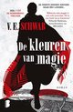Schemering 1 -   De kleuren van magie