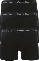 Calvin Klein Boxershorts - Heren - 3-pack - Zwart - Maat XL