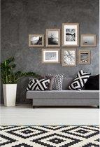 Fotolijst - Henzo - Driftwood - Fotowand - 7 lijsten - Beige
