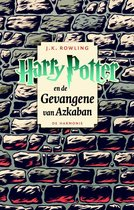 Boek cover Harry Potter 3 -   Harry Potter en de gevangene van Azkaban van Olly Moss (Paperback)