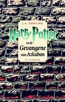 Boek cover Harry Potter 3 -   Harry Potter en de gevangene van Azkaban van J.K. Rowling (Paperback)