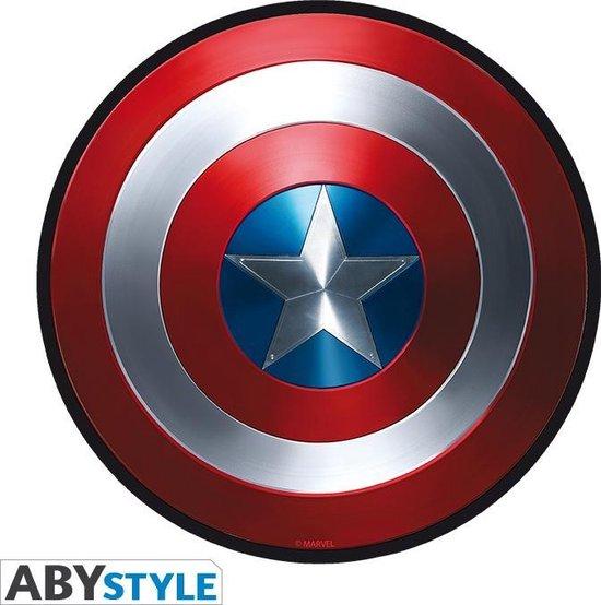 MARVEL Flexible mousepad Captain America