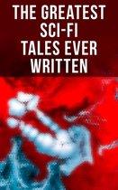 Boek cover The Greatest Sci-Fi Tales Ever Written van Jules Verne (Onbekend)