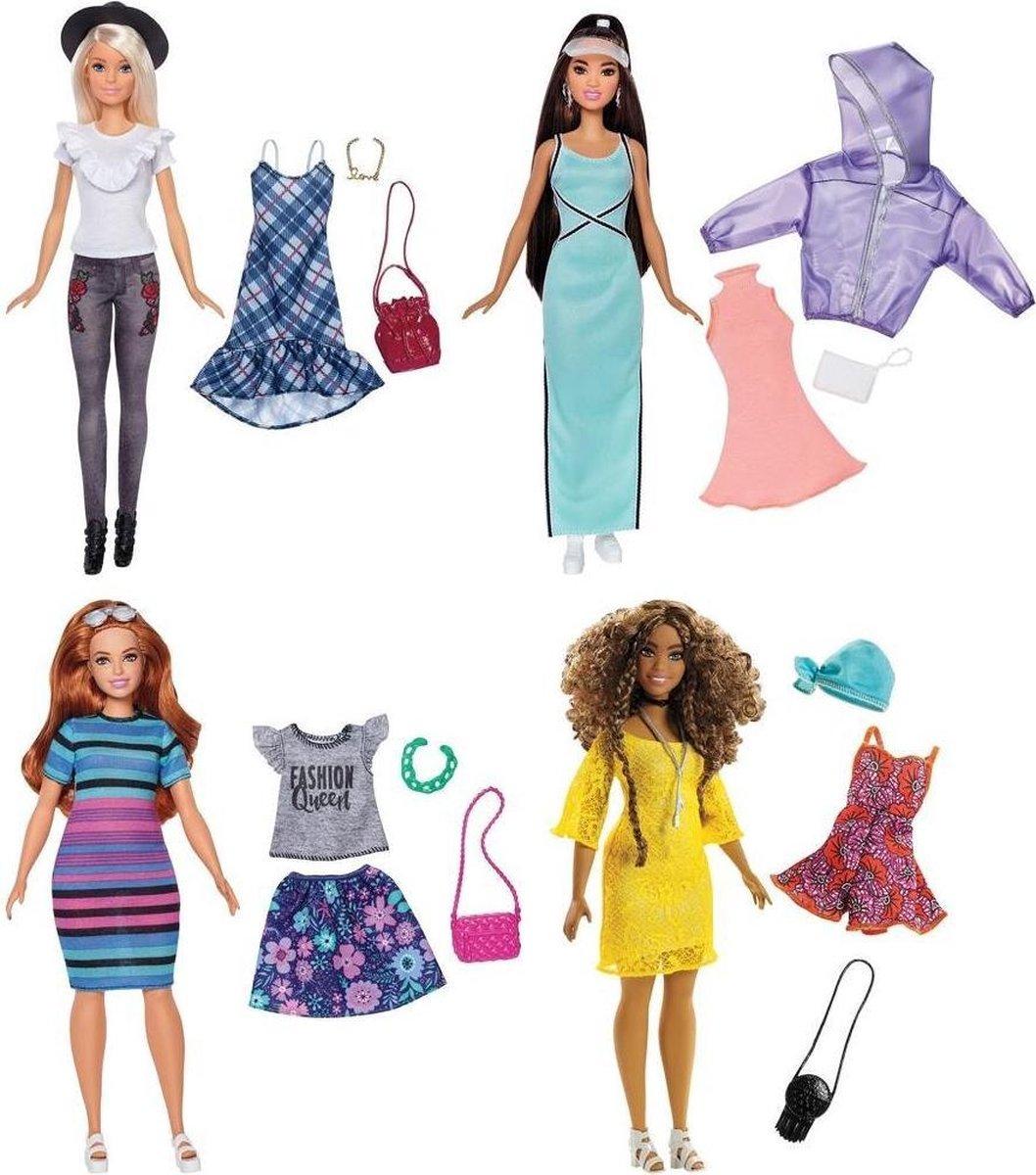 BRB Fashionistas + Fashions Giftsets - FJF67