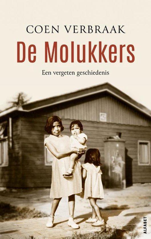 Boek cover De Molukkers van Coen Verbraak (Hardcover)