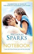 Boek cover The Notebook van Nicholas Sparks