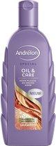 Bol.com-Andrelon Special Shampoo Oil & Care 3 x 300 ml-aanbieding