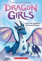 Aisha the Sapphire Treasure Dragon (Dragon Girls #5), 5