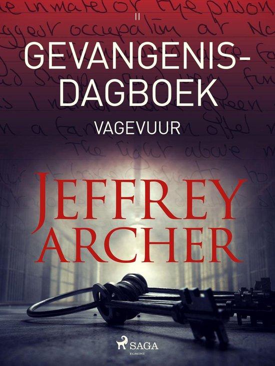 Boek cover Gevangenisdagboek II - Vagevuur van Jeffrey Archer (Onbekend)