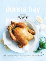 Boek cover The new easy van Donna Hay (Hardcover)
