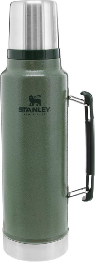 Stanley The Legendary Classic Bottle 1,00L - thermosfles - Hammertone Green