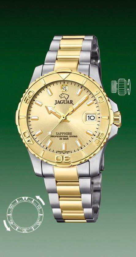 Jaguar Mod. J896/2 – Horloge