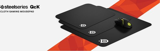 SteelSeries QcK Mini - Gaming Muismat - Small