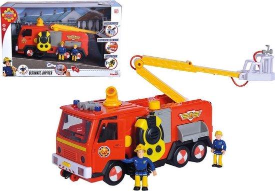 Brandweerman Sam Jupiter Brandweerwagen