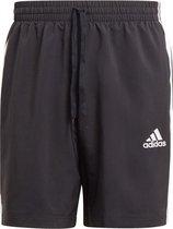 adidas Ess. 3S Chelsea Short Heren - zwart - maat S
