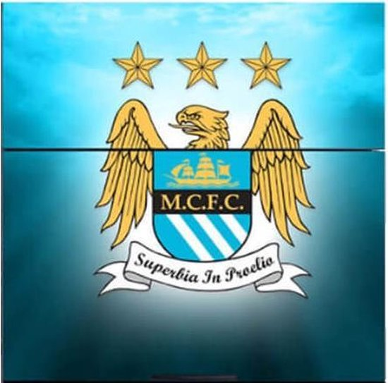 Manchester City – Xbox One S skin