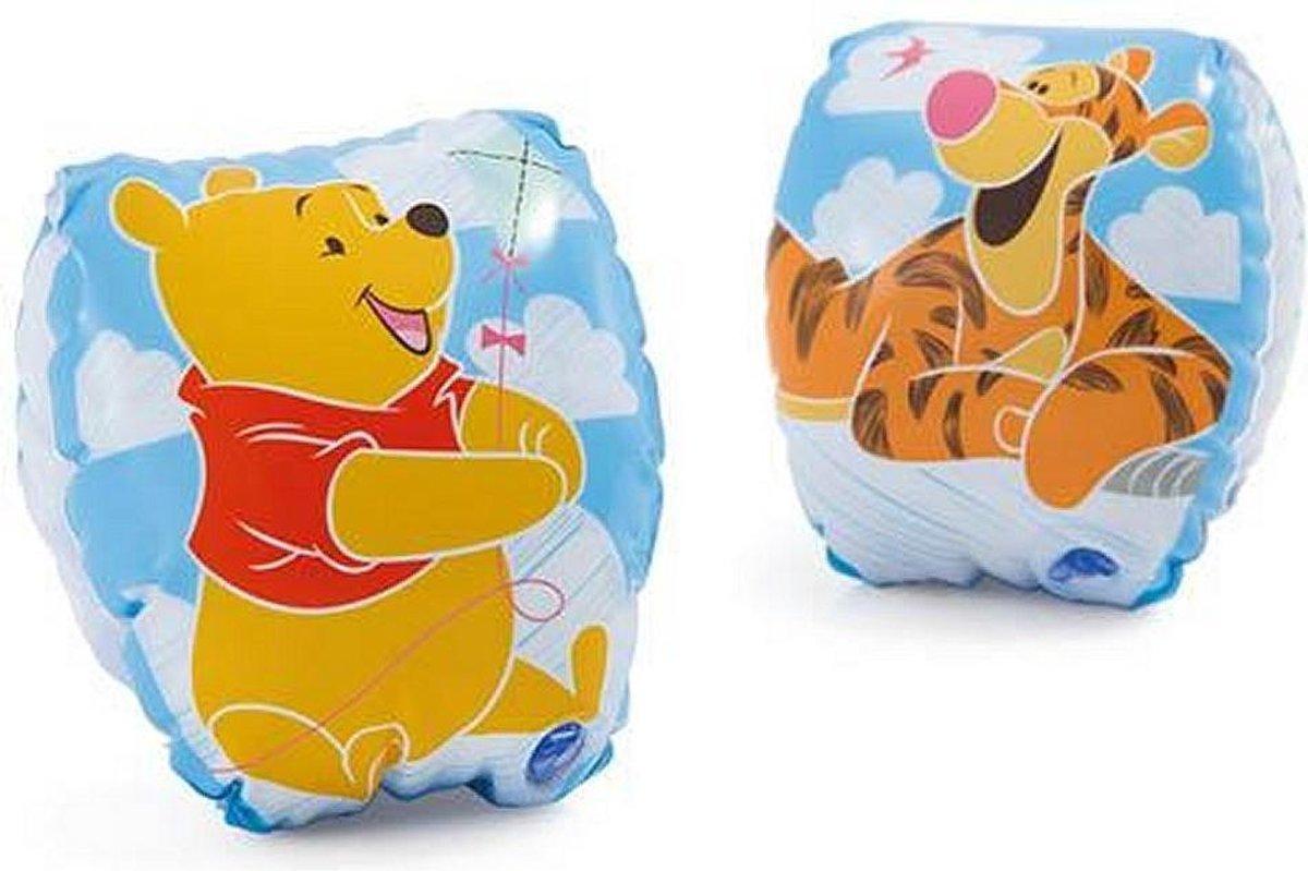 Intex 56663EU Winnie The Pooh Zwembandjes 1-3 Jaar