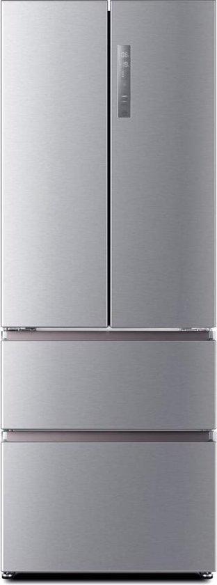 Koelkast: Haier HB16FMAA - Amerikaanse koelkast -RVS, van het merk Haier