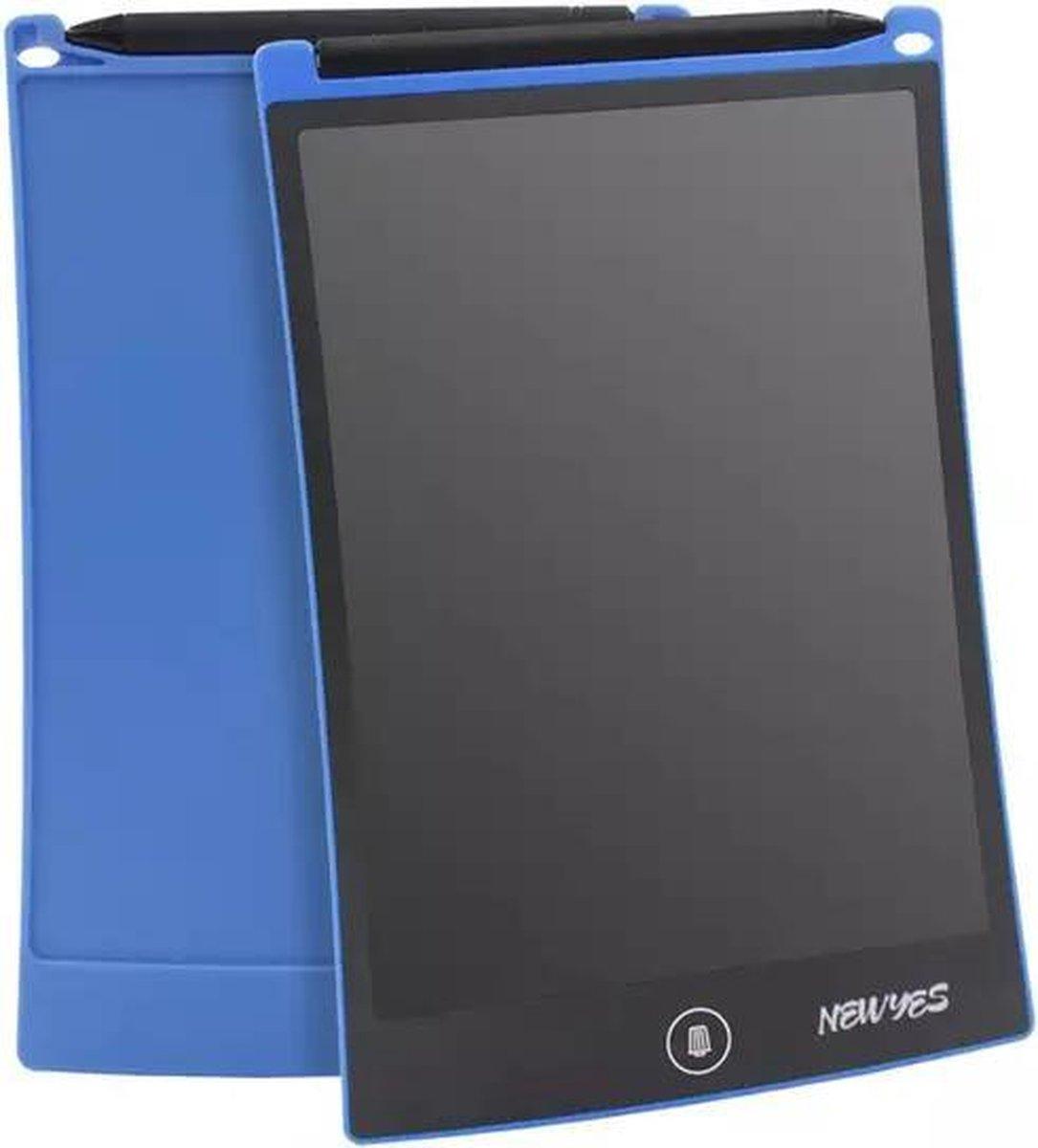 Tekentablet voor kinderen - 8.5 inch - Blauw