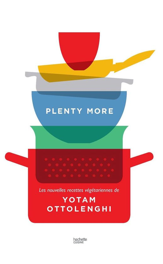 Boek cover Plenty more van Yotam Ottolenghi
