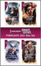 Omslag Harlequin Romantic Suspense February 2021 Box Set