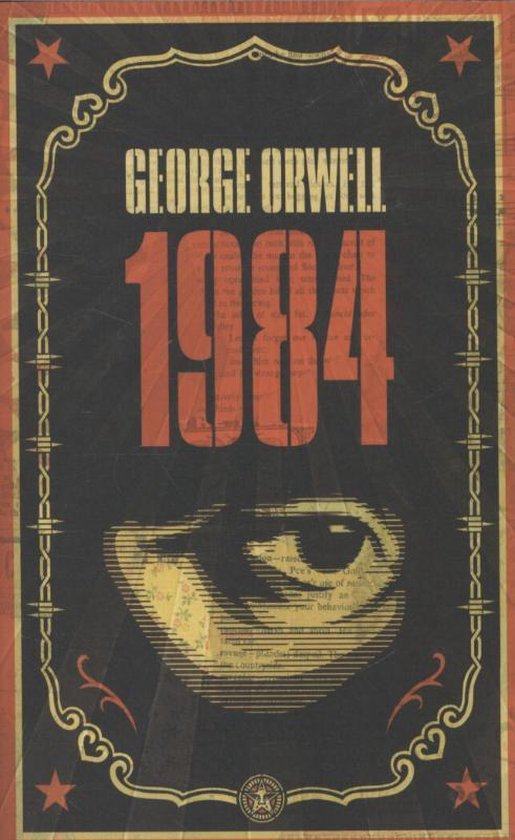 Boek cover 1984 van George Orwell (Paperback)