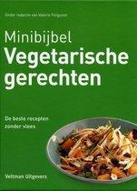 Minibijbel  -   Vegetarische gerechten