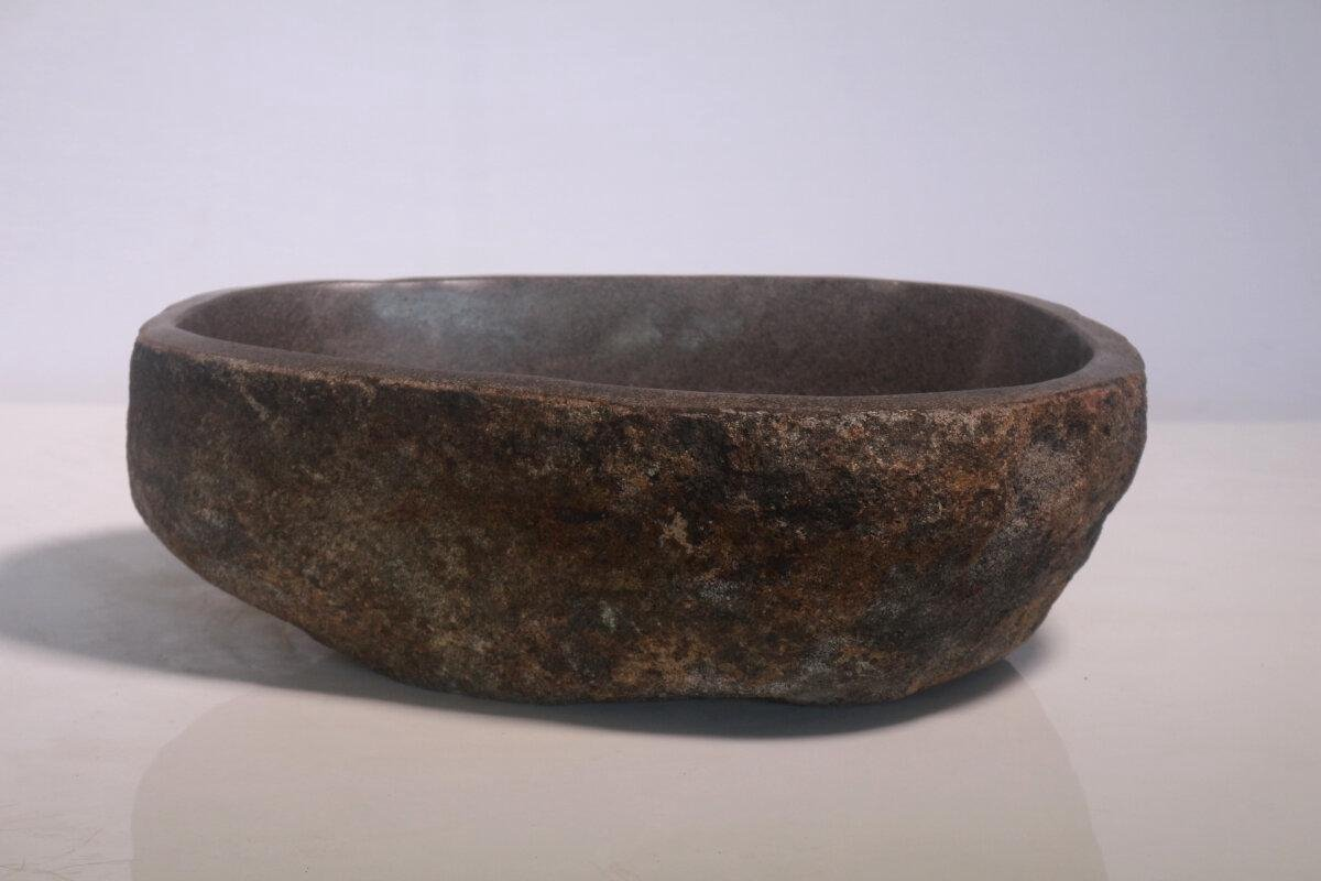 Natuurstenen waskom | DEVI-W20-151 | 33x43x14