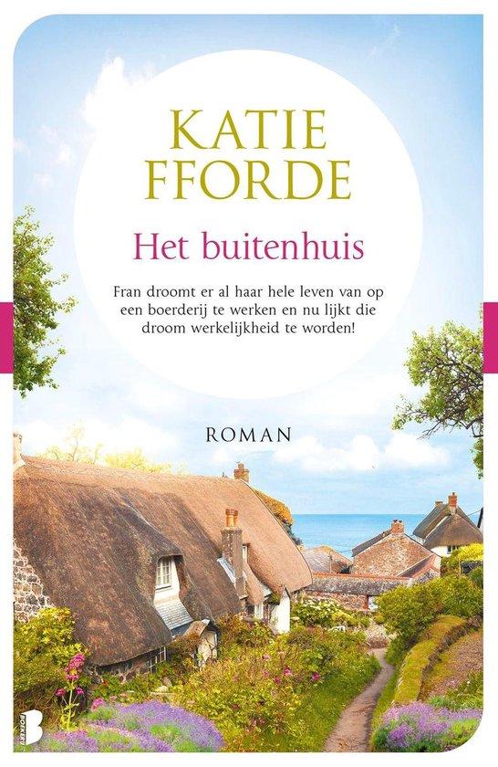 Boek cover Het buitenhuis van Katie Fforde (Onbekend)