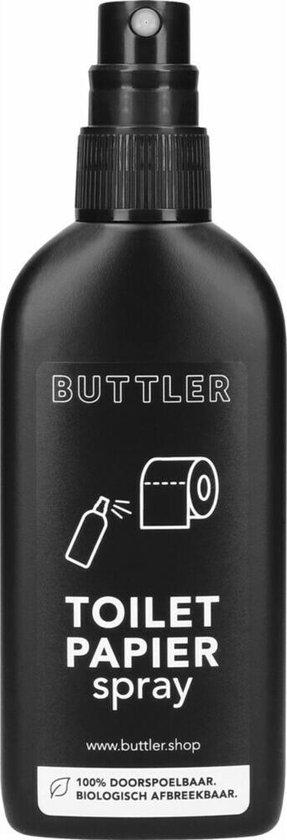 Buttler Toiletpapier Spray 100 ml