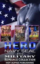 Hero Navy SEAL : Military Romance Collection