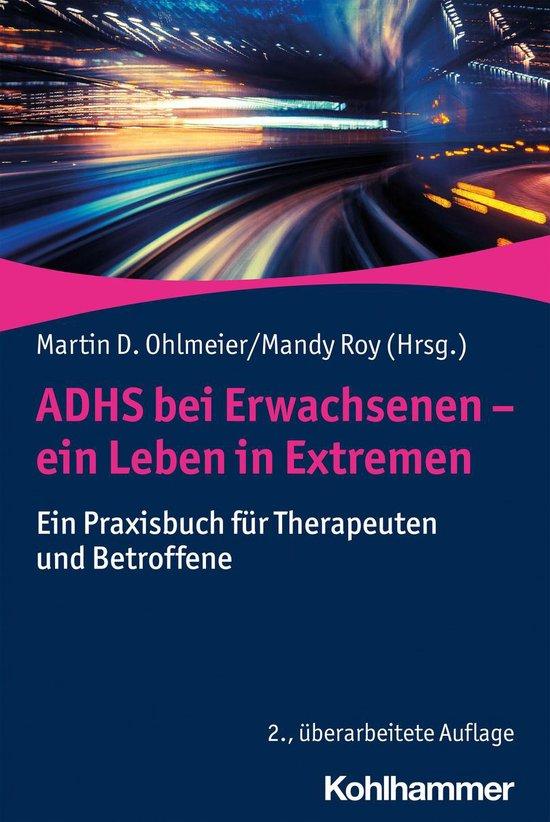 Boek cover ADHS bei Erwachsenen - ein Leben in Extremen van Klaus-Henning Krause (Onbekend)
