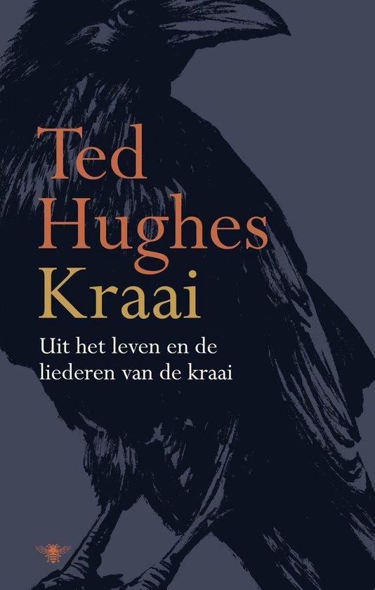 Boek cover Kraai van Ted Hughes (Onbekend)