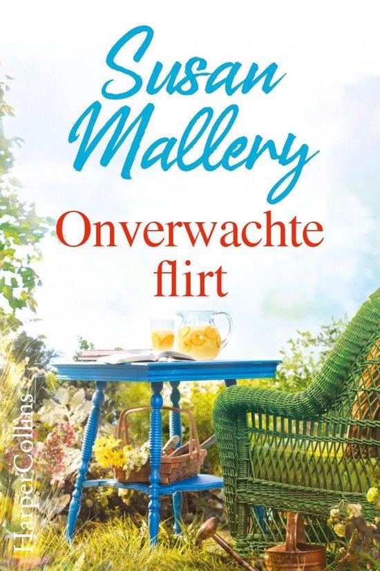 Boek cover Onverwachte flirt van Susan Mallery (Onbekend)