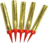 Tib Taartfontein 10 Cm Geel/rood