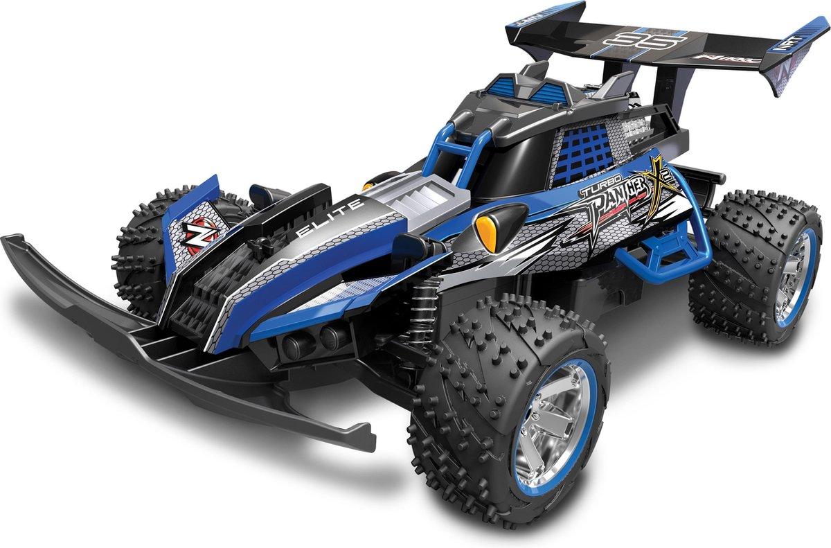 NIKKO Bestuurbare Auto - Turbo Panther X2 - RC Auto