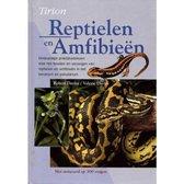 Omslag Reptielen en Amfibieën