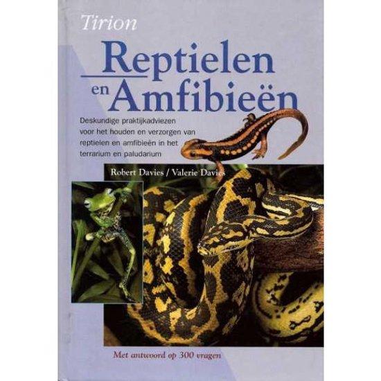 Omslag van Reptielen en Amfibieën